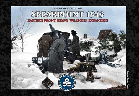 Spearpoint 1943 Eastern Front Box Art